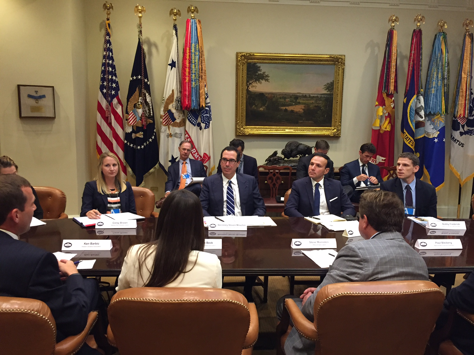 Ag Tax Reform Listening Session