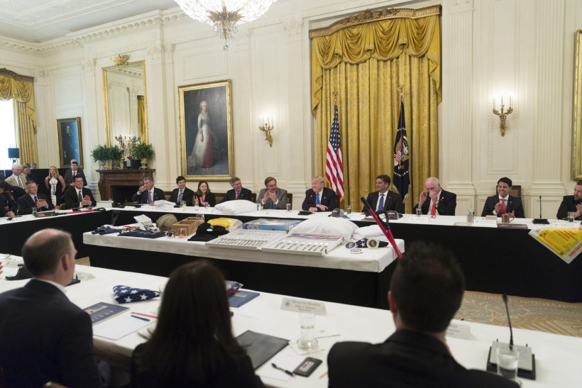 Made in America roundtable